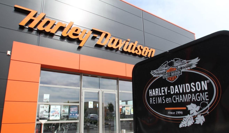 Facade Harley2